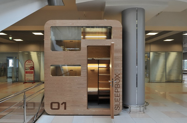 The sleep box by
