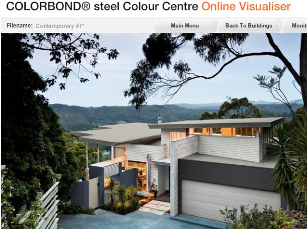 http://colorbond.autech.com.au/onlinevisualiser/