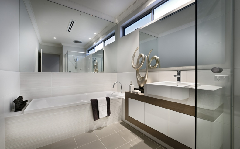 Silver Bathroom Ideas
