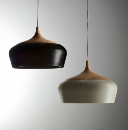 Coco flip pendant from:  .  Black or white are both beautiful.