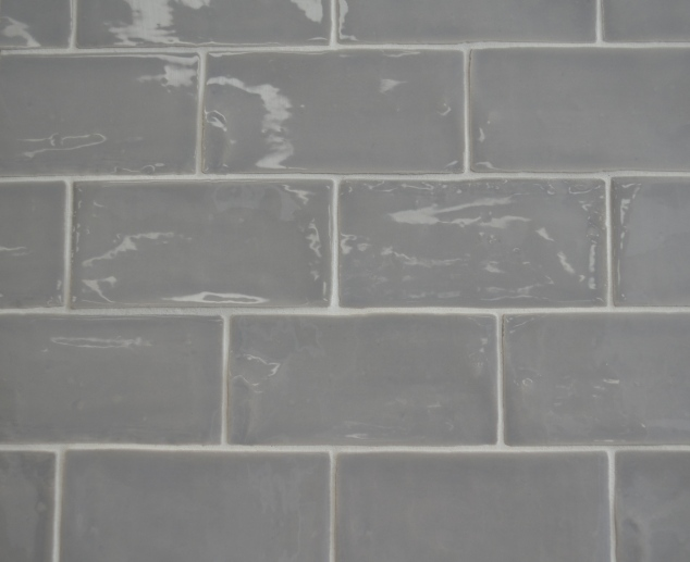 Splash back tile.  Vogue Grigio $104/sqm.