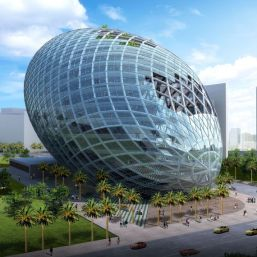 James Law Cybertecture, Mumbai, India.