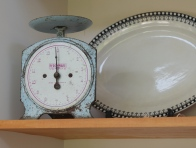 Old scales.