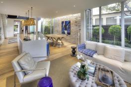 Bondi living area.