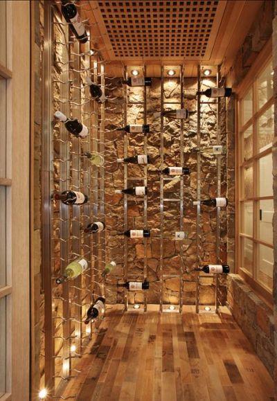 Cellar cupboard