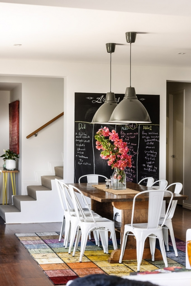 A new house with character.  Photos by: