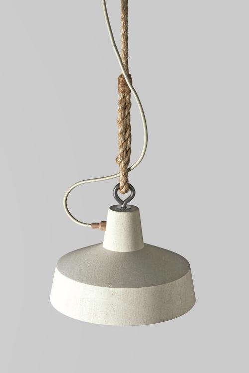 Limestone pendant by Inkster Maken.