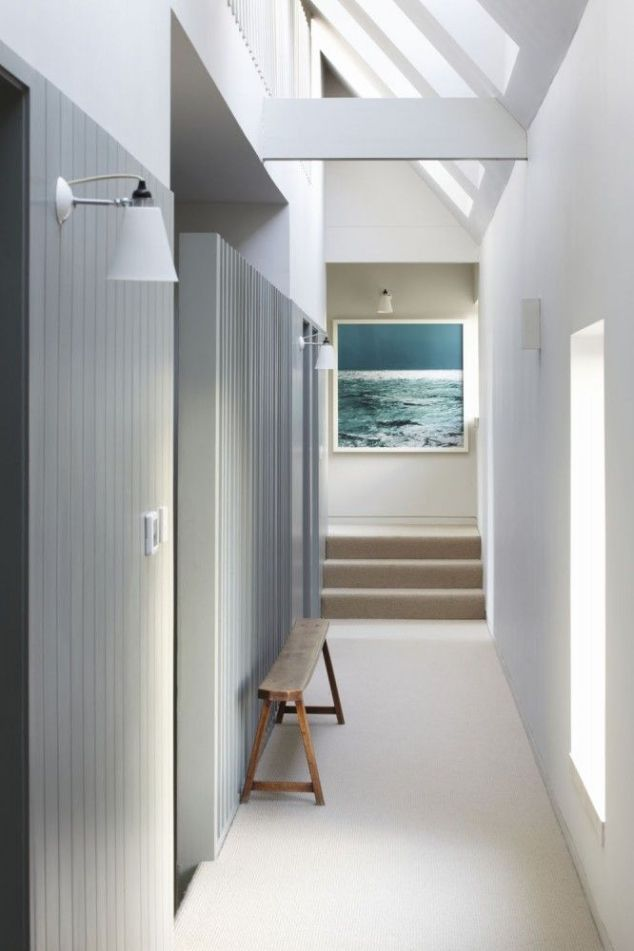 Almost worth changing the house plans for!  Coastal with no kitsch.  Photo:  Lucy Marstan, Architect.