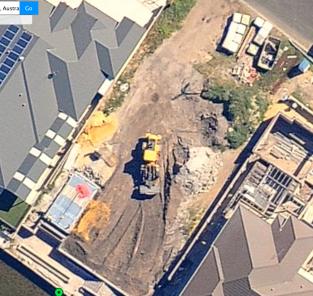Aerial view October 2014