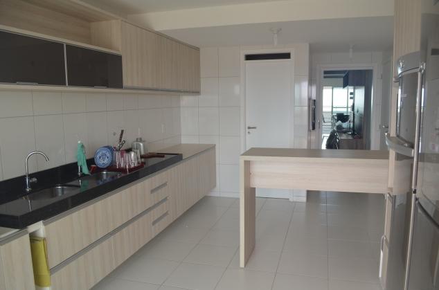 Typical Brazilian kitchen.