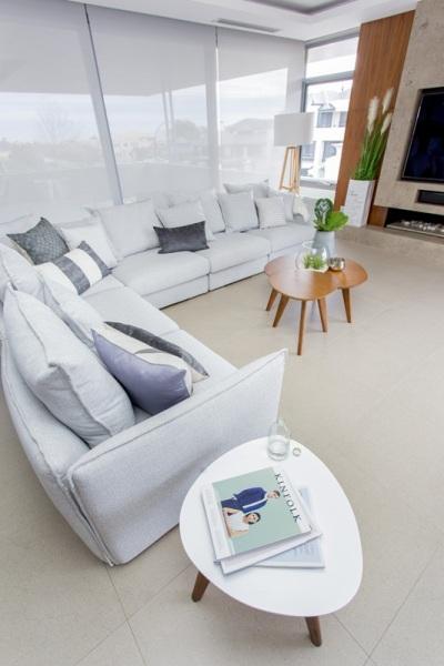 The furniture gallery sofa.