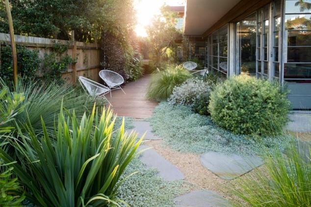 Peter Fudge modern garden